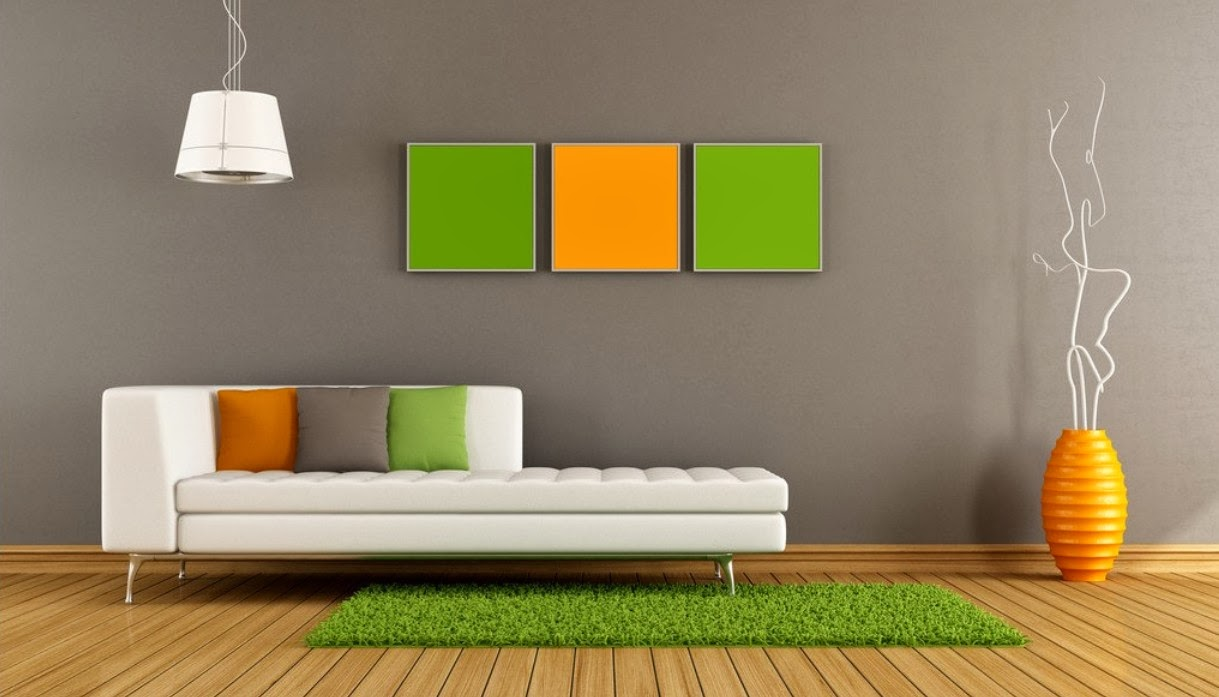 Interior Painting Ideas for Decorating the Beautiful Living Room  InspirationSeekcom