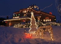 31 Exterior Christmas Decorating Ideas - InspirationSeek.com