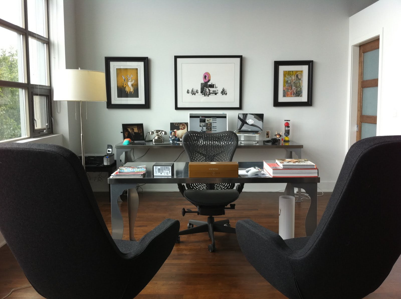 Home Office Design Tips to Stay Healthy  InspirationSeekcom