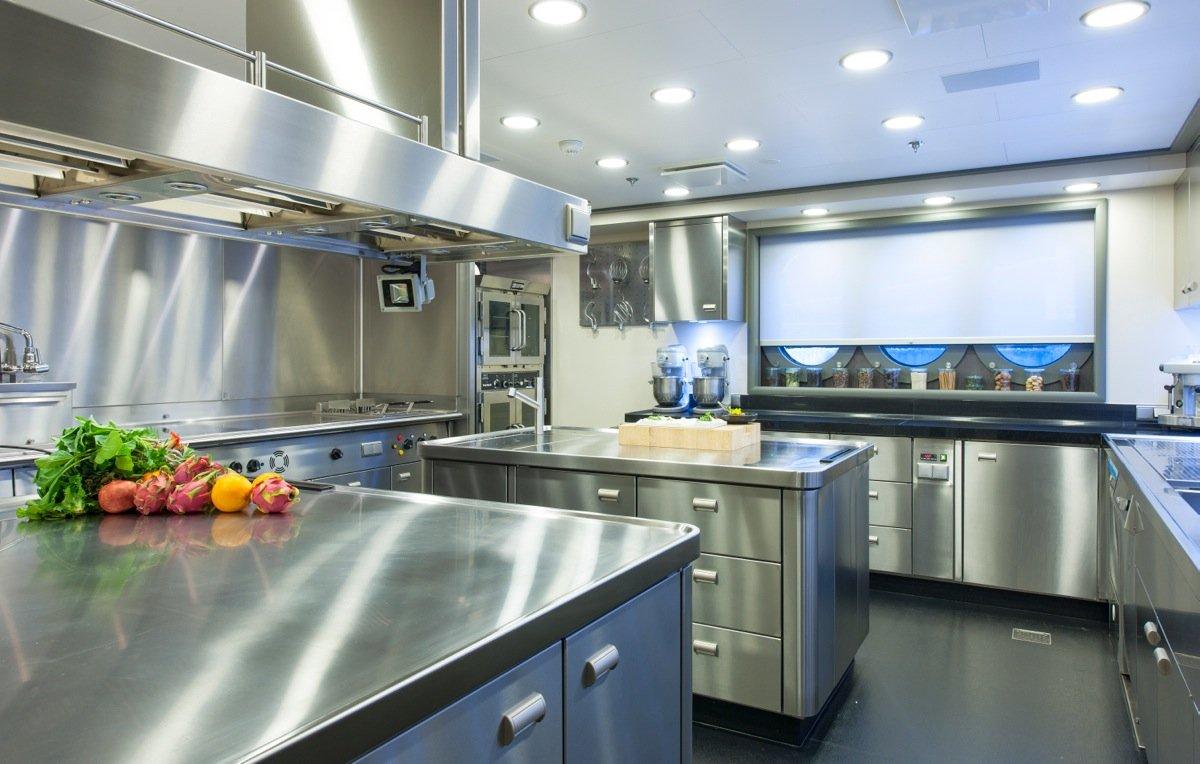 Stainless Steel Solution for Your Kitchen Backsplash  InspirationSeekcom