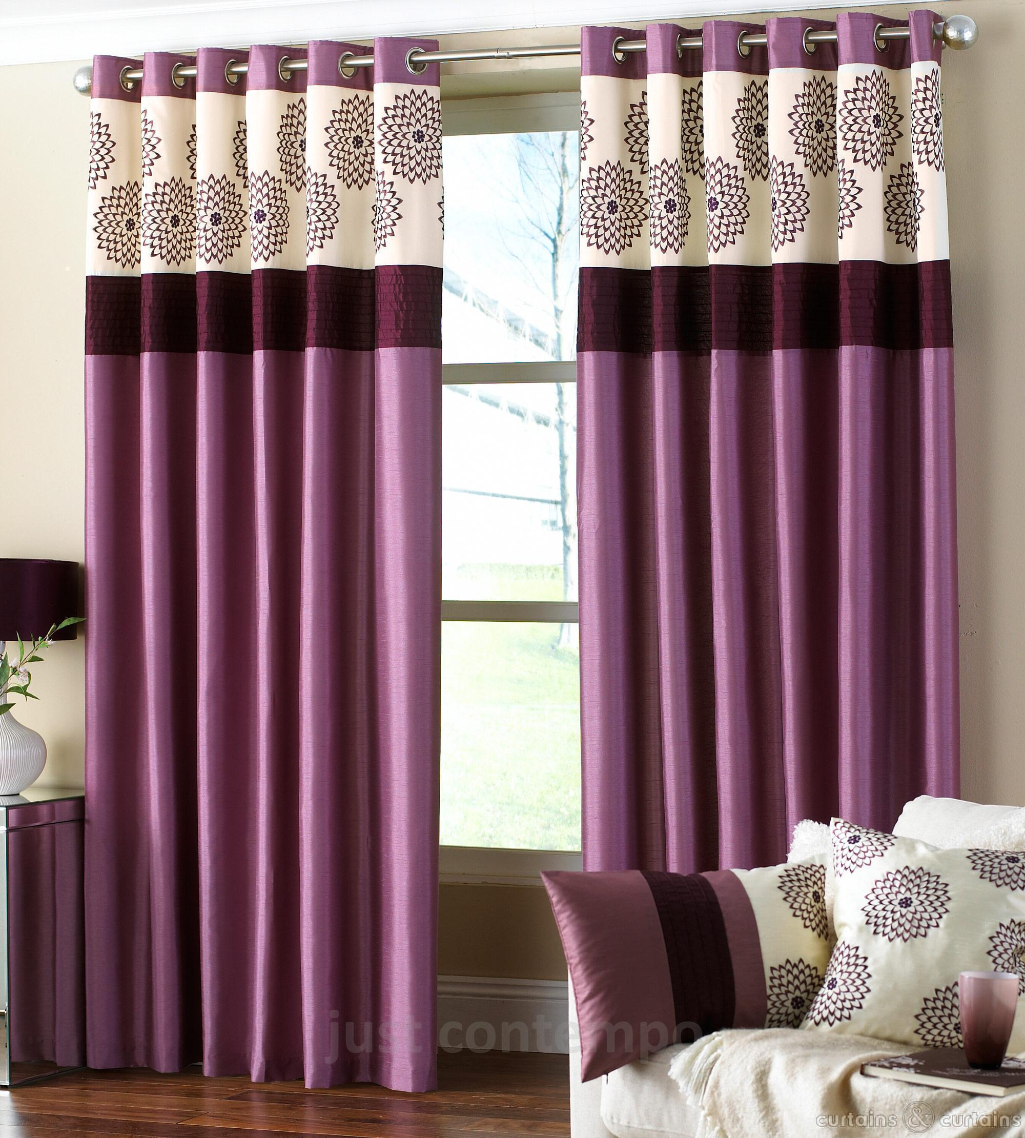 Choosing Curtain Designs Think of These 4 Aspects  InspirationSeekcom