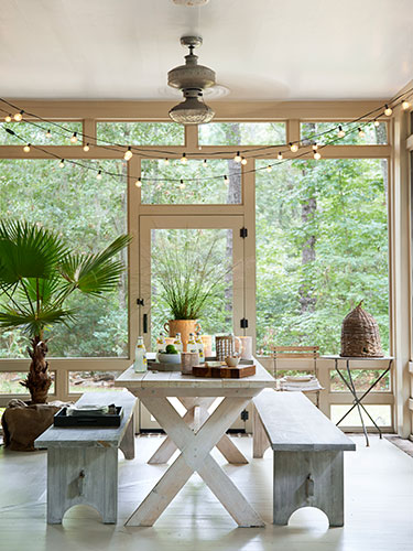 18 Back Porch Designs And Ideas Inspirationseek Com