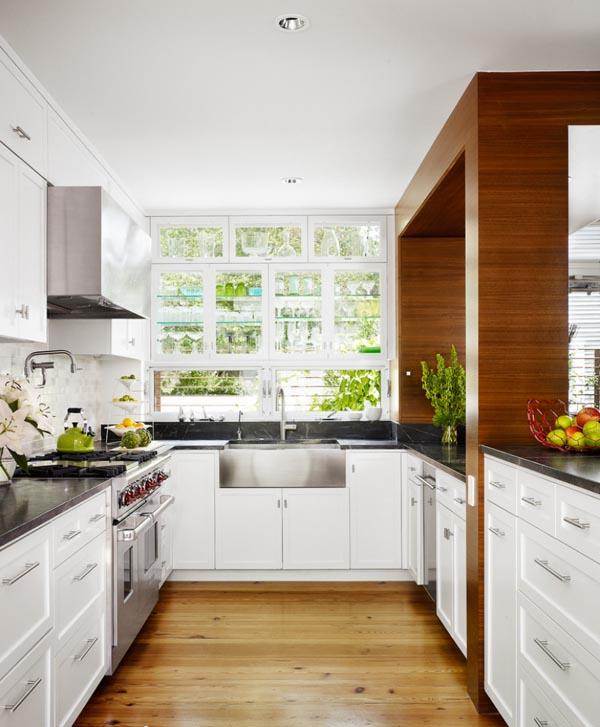 41 Small Kitchen Design Ideas  InspirationSeekcom