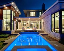 Beautiful Homes with Pool Houses