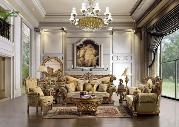 antique design living room Antique Furniture Hunting Tips - InspirationSeek.com