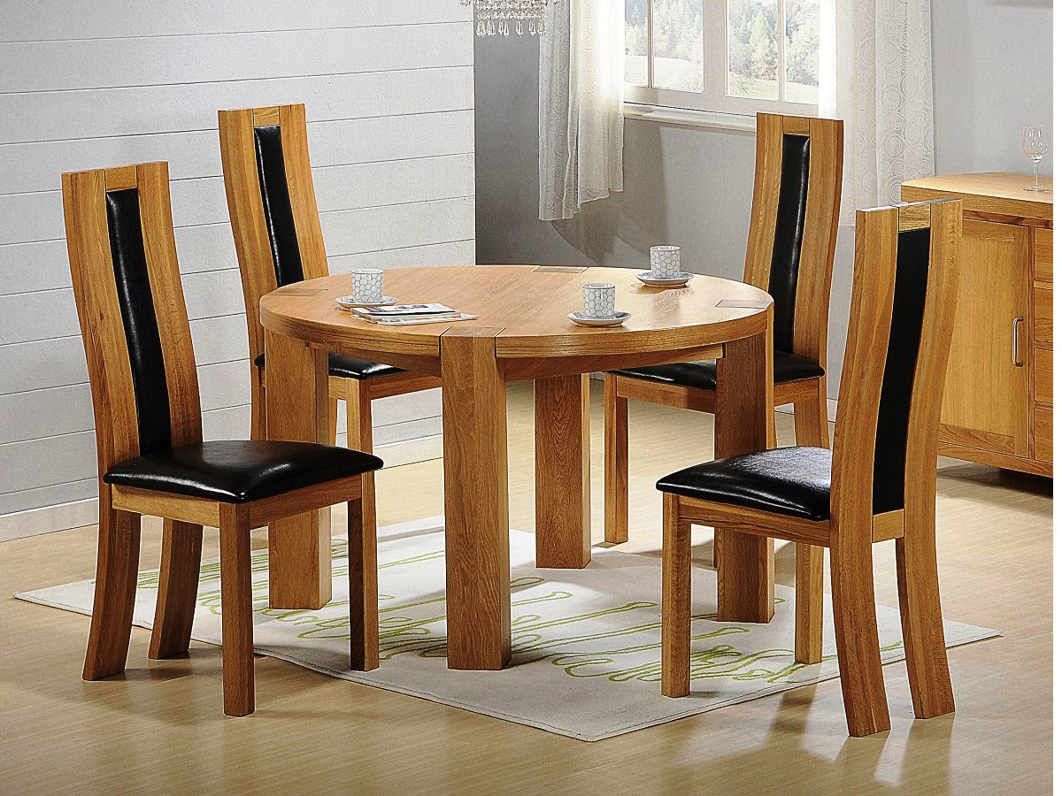 Breakfast Table Chairs Simple Dining Room Design Inspirationseek