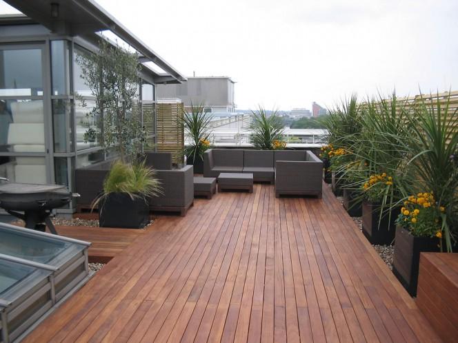 27 Roof Garden Design Ideas  InspirationSeekcom