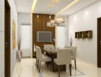 Simple Dining Room Design - InspirationSeek.com