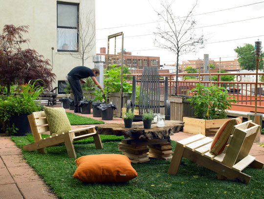 27 Roof Garden Design Ideas InspirationSeek Com