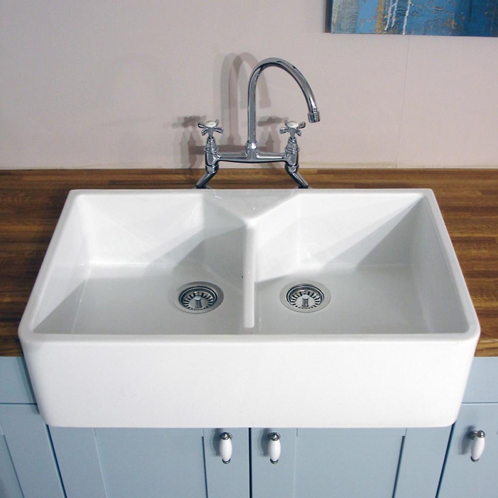 kohler kitchen sinks porcelain european design 21 ceramic sink ideas for and bathroom ...