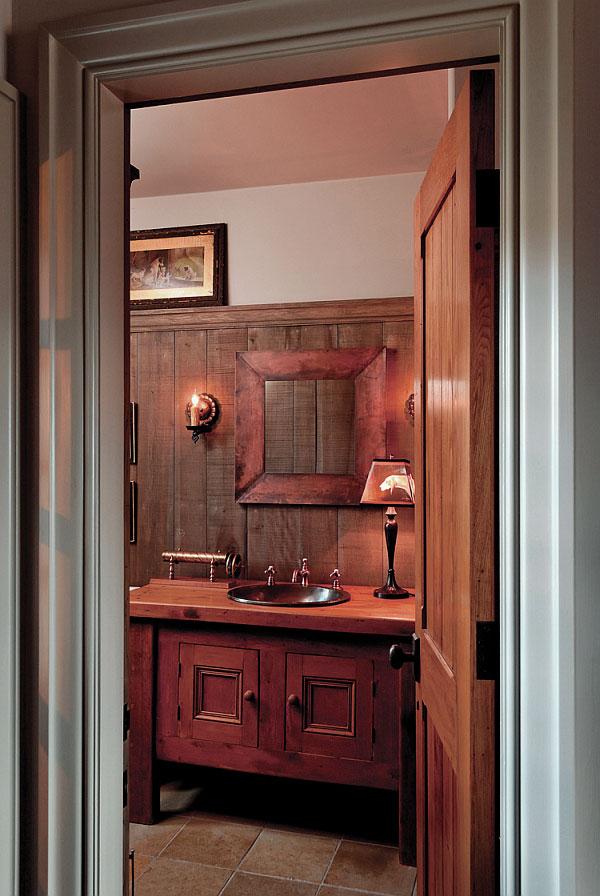 Powder Room Design Build a Comfortable Powder Room  InspirationSeekcom