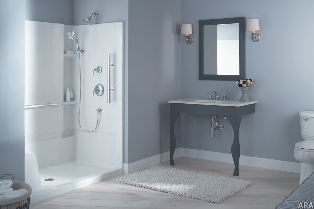 bath chair for elderly best folding quad 6 tips to design a bathroom - inspirationseek.com