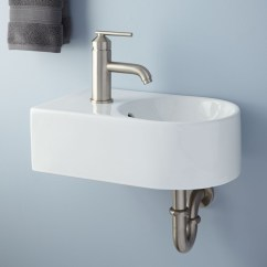 Wall Mounted Kitchen Sink Home Depot Cabinet Sale Various Models Of Bathroom Inspirationseek
