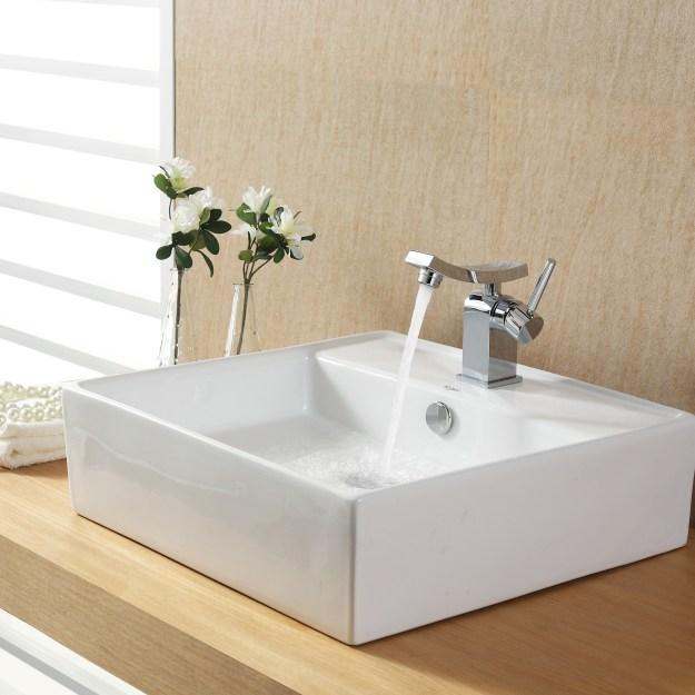 21 ceramic sink design ideas for kitchen and bathroom