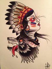 school tattoos design