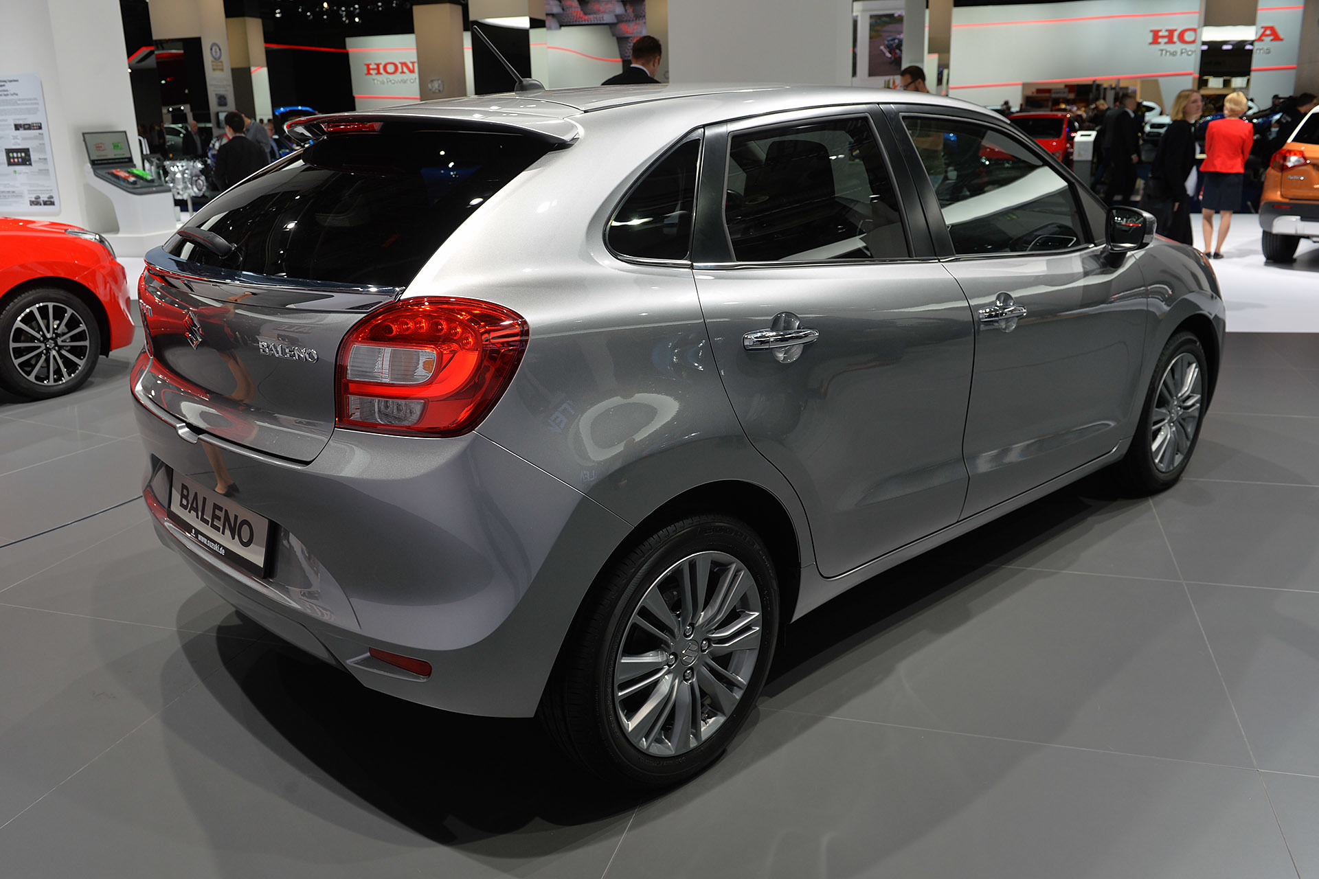 new agya 1.2 trd silver toyota yaris vitz turbo step 2 2016 suzuki baleno hatchback specs and photo gallery