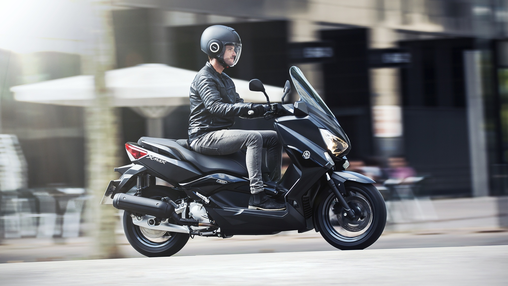 2016 Yamaha XMax 400  250  125 Iron Max Now Appear