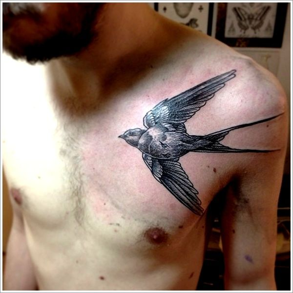 bird tattoos men and women