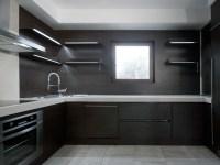 22 Dark Kitchen Ideas - InspirationSeek.com