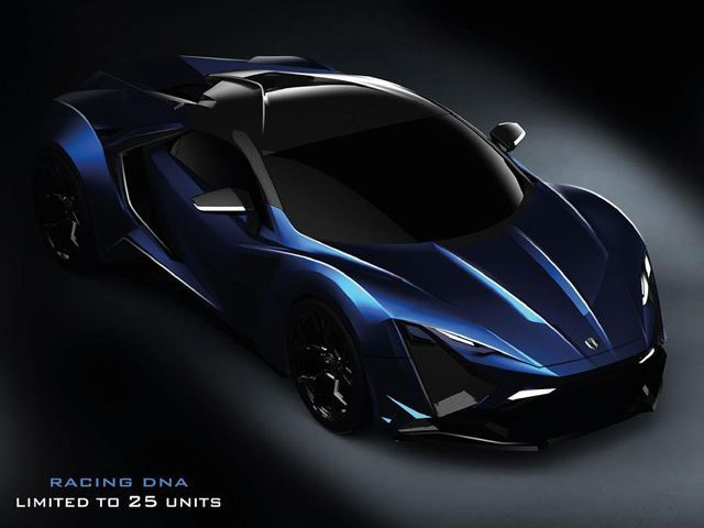 Fenyr Supersport The Grim Supercar From the Middle East