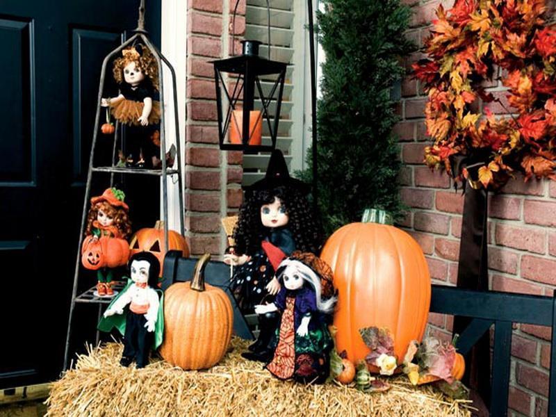 34 Halloween Home Decore Ideas  InspirationSeekcom