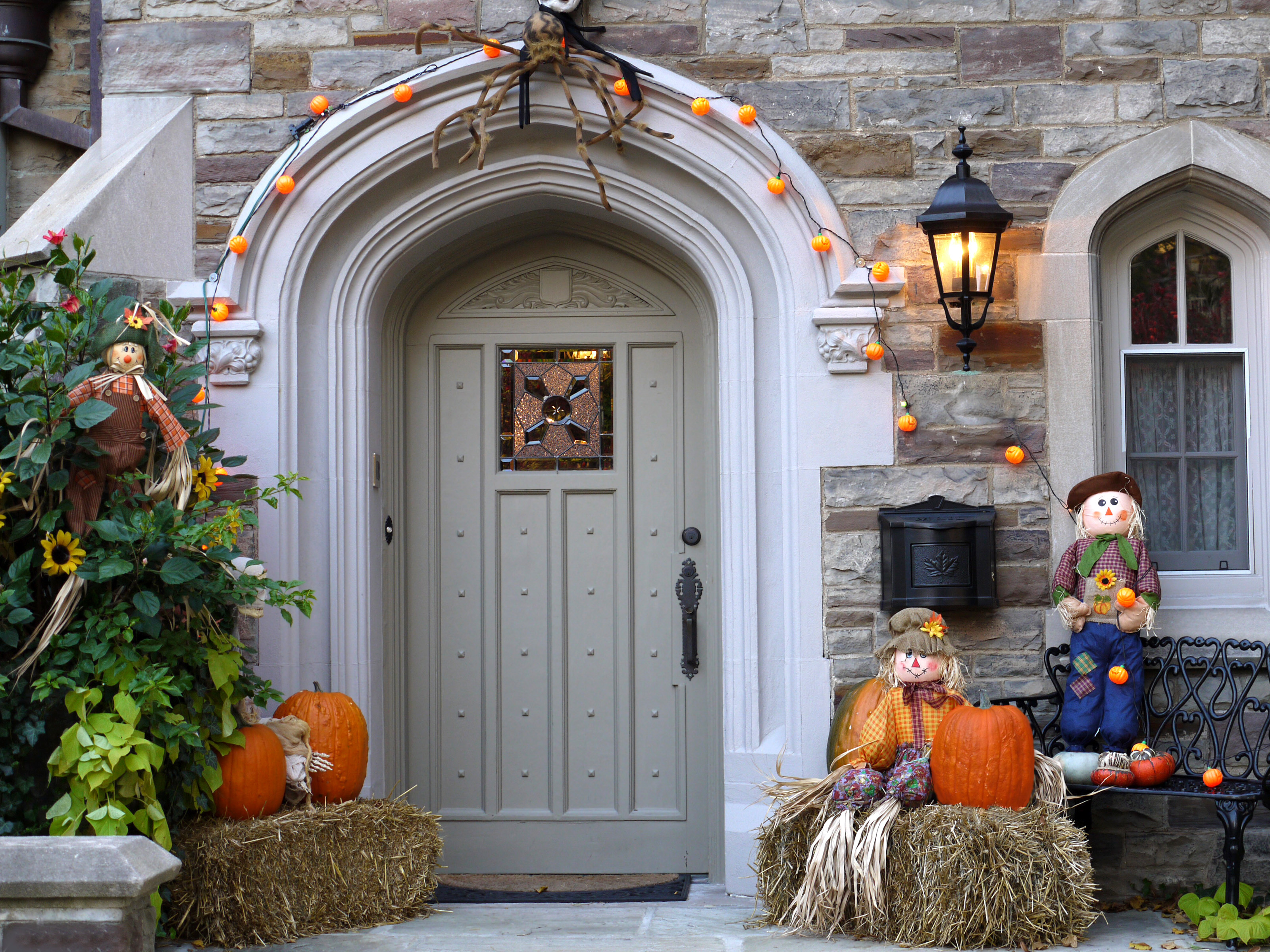 18th birthday house party ideas - Halloween Home Decorations