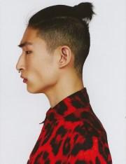 man bun hairstyle ideas