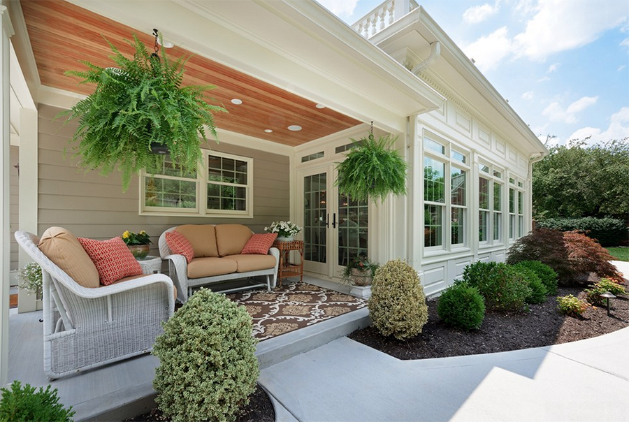 traditional porch designs and ideas