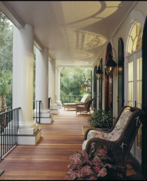 Traditional Porch Design And Ideas