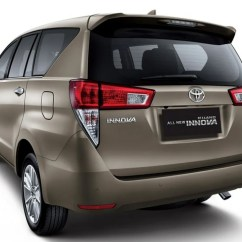 All New Kijang Innova G 2017 Brand Toyota Alphard Price 2016 Official Pictures And Specs