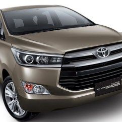 All New Kijang Innova G 2017 Agya Trd Toyota 2016 Official Pictures And Specs