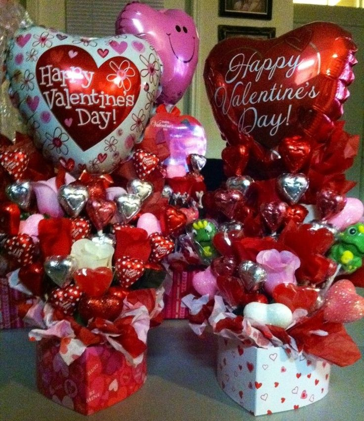 Valentine Gift Baskets Ideas
