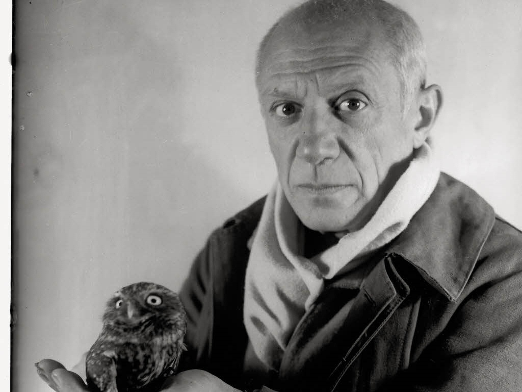 Pablo Picasso Biography An Artist With Cubism Style