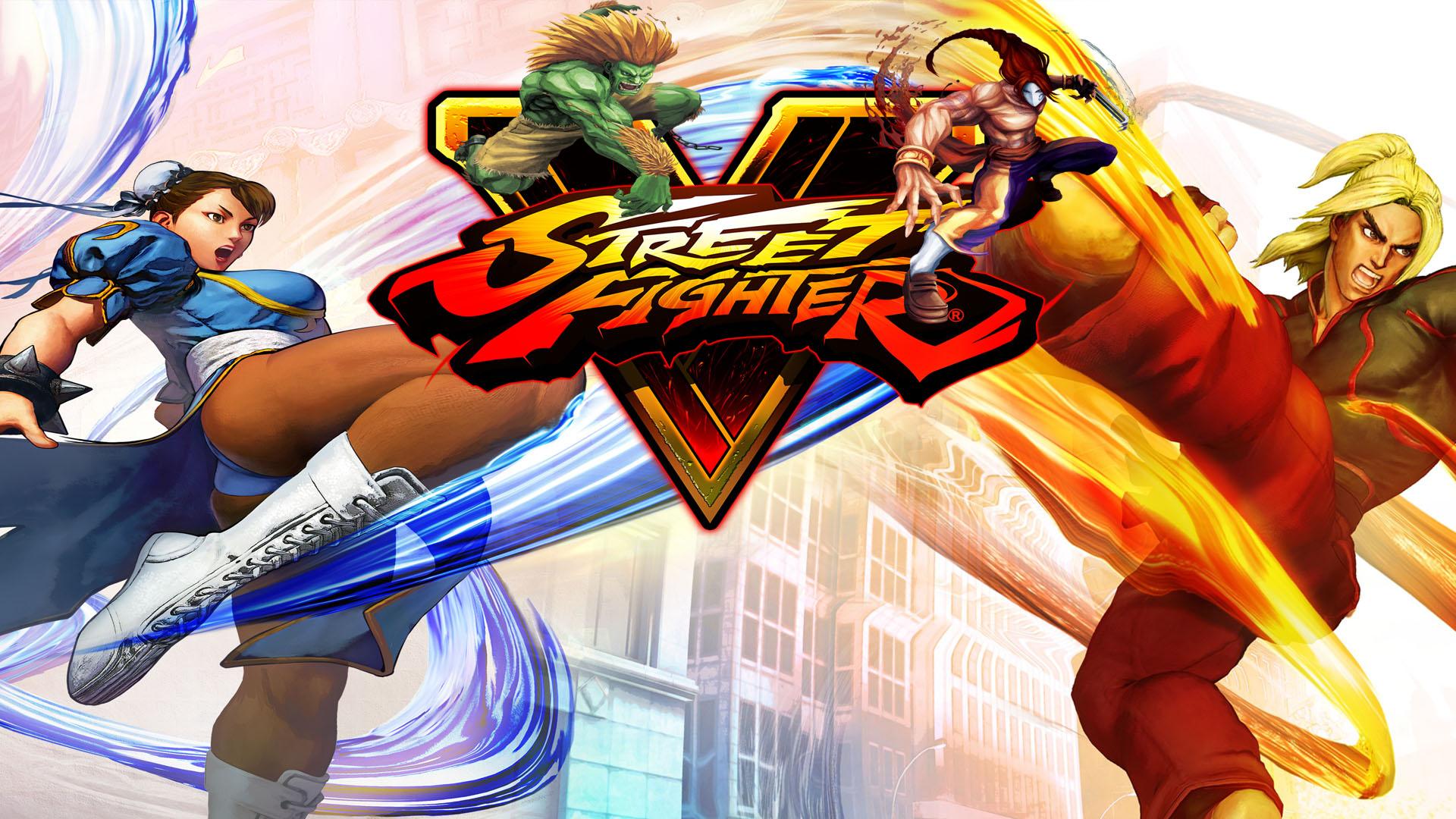10 Best Street Fighter V Wallpapers Hd Inspirationseekcom