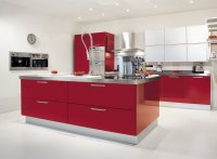 Red and White Interior Design For a More Vibrant Home ...