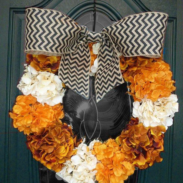 57 Halloween Wreath Ideas