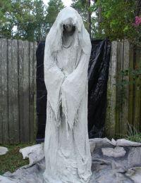 Easy Homemade Outdoor Halloween Decorations | www.pixshark ...