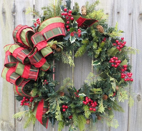 Christmas Wreaths Ideas To Make In Your Home