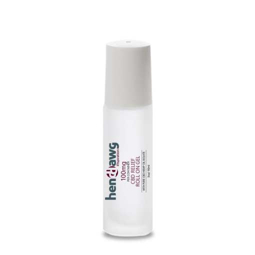 CBD Relief Roll On Gel 100mg Isolate