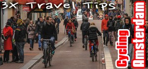 Cycling Amsterdam slider