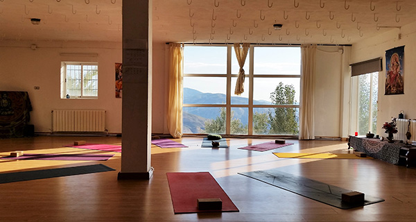 3 week-200 hour Intensive Ashtanga Vinyasa Yoga Teacher Training Spain