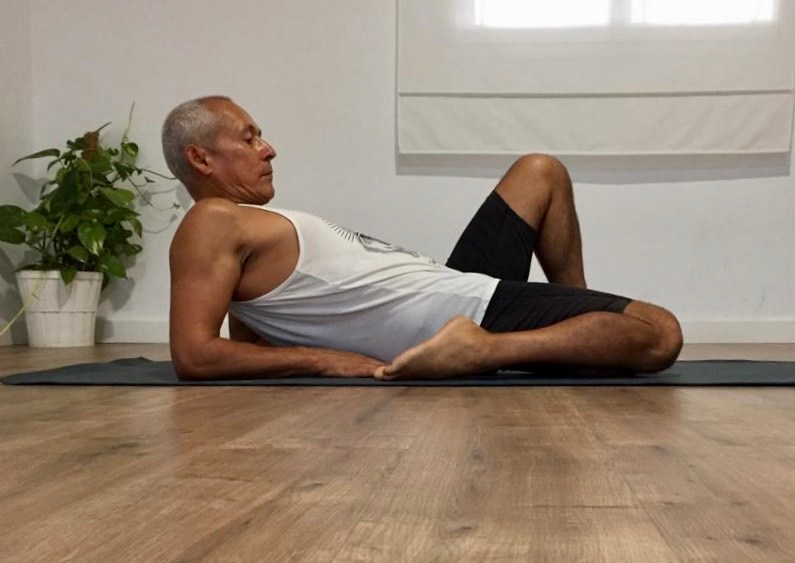 Yoga To Ease Lower Back Pain