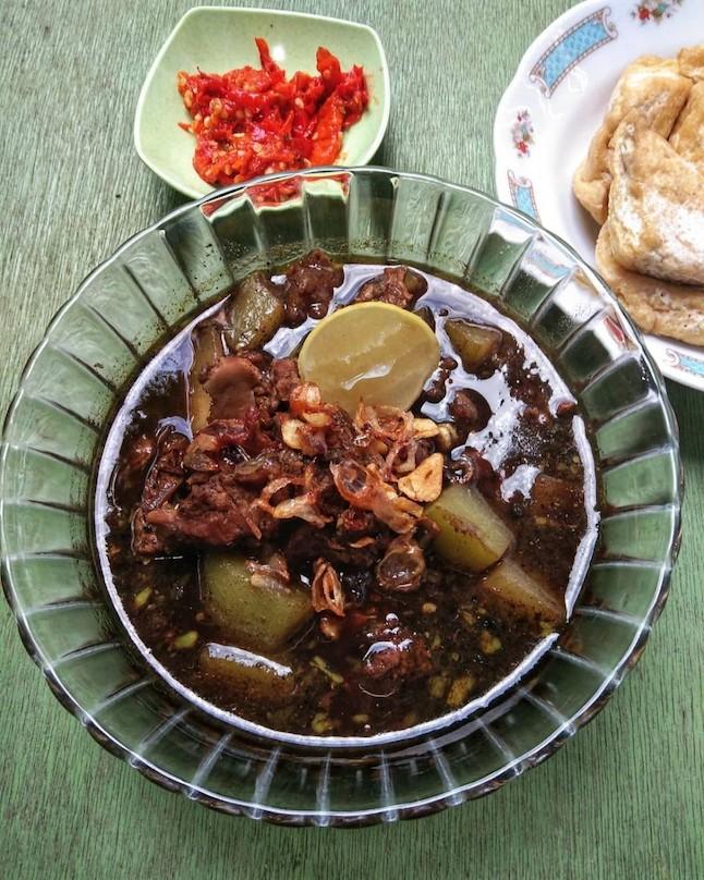 Bumbu Rawon Daging Sapi : bumbu, rawon, daging, Resep, Rawon, Daging, Mudah, Harus, Dicoba!, Inspirazzle