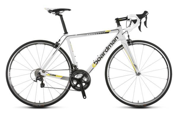Boardman launches 2014 track bike