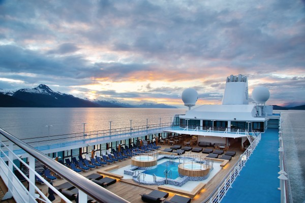 Onboard the Oceania Cruises