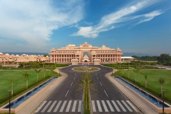 Facade, ITC Grand Bharat