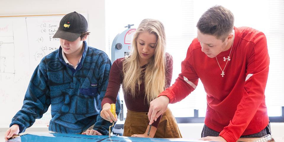 Texas Aerospace Engineering Students Building an RV-12