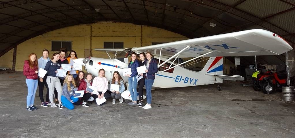 Ireland Chapter Inspires Future Pilots