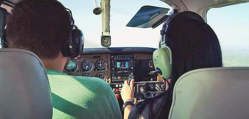 Getting Your Significant Other Into Aviation