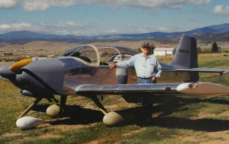 Chapter 344 Founder Earns Wright Brothers Master Pilot Award
